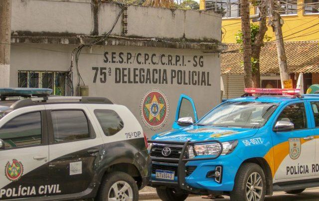 BPRv apreende um jovem por tráfico de drogas em São Gonçalo