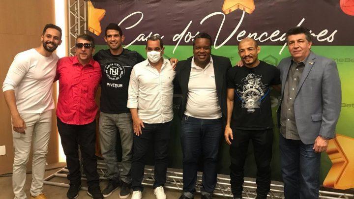 Empresários lançam aplicativo para ganhar dinheiro com apostas esportivas
