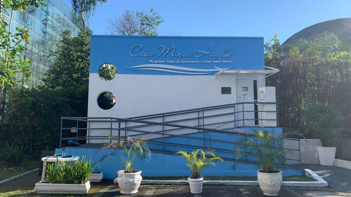 Prefeitura do Rio reabre Casa de Convivência Maria Haydee, na Gávea