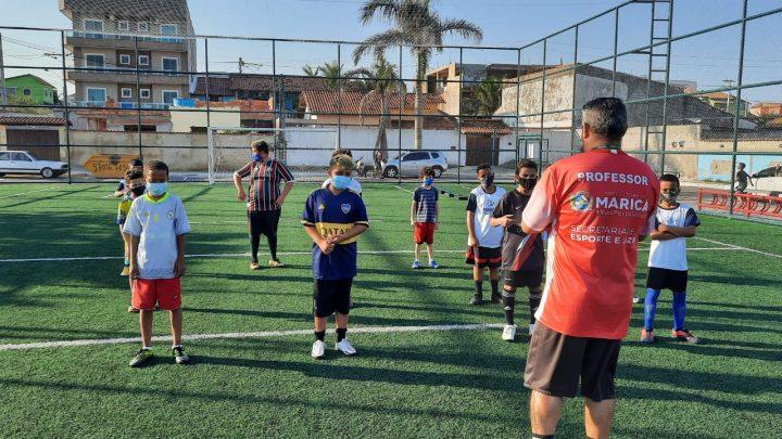 Projeto Maricá+Esportes 2 leva atividade física e bem-estar aos bairros da cidade