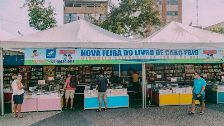Livros a preços populares em Cabo Frio