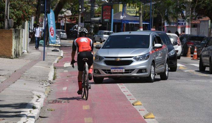 Ações e uso de equipamentos corretos reduzem drasticamente riscos de ciclistas no trânsito