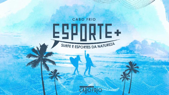 Feriadão esportivo em Cabo Frio